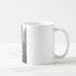Black & White Pop Art Horse Coffee Mug