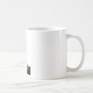 Black & White Pop Art New York Coffee Mug