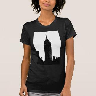 Black & White Pop Art New York T-Shirt