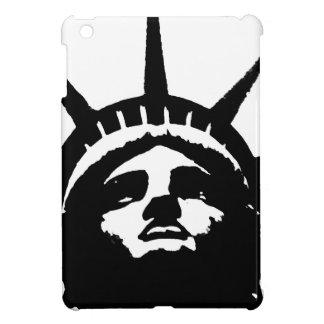 Black & White Pop Art Statue of Liberty iPad Mini Case