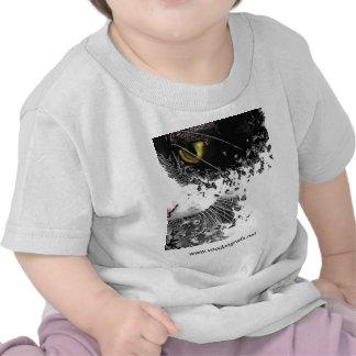 Black & White Pussycat T Shirts
