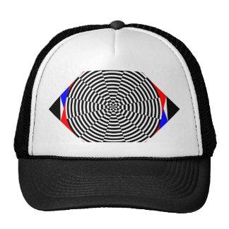 Black & White Radiation by Kenneth Yoncich Trucker Hat