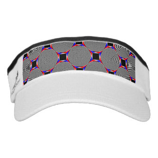 Black & White Radiation Visor