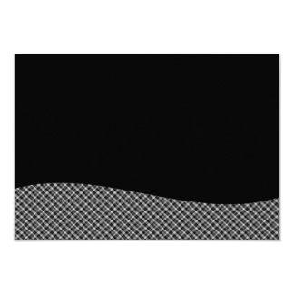 Black&White RSVP cards