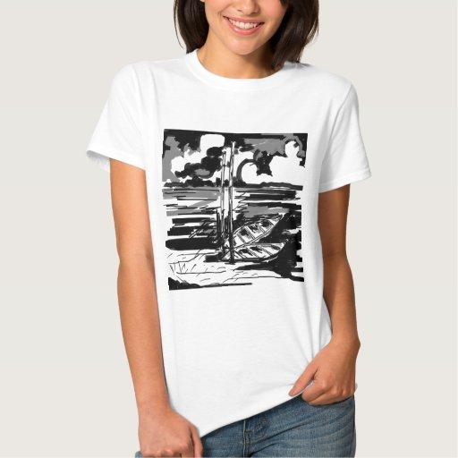 Black & White Shirts