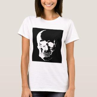 Black & White Skull T-Shirt