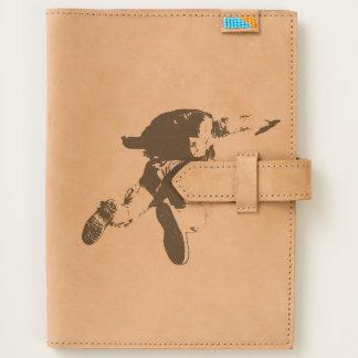 Black & White Skydiving Journal