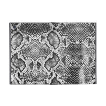 Black & White Snakeskin pattern Case For iPad Mini