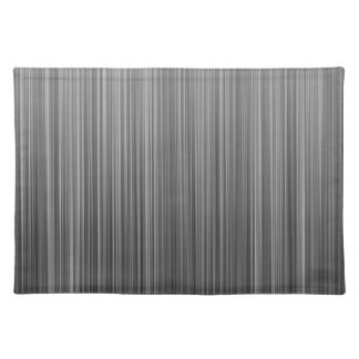Black & White Speed Placemat