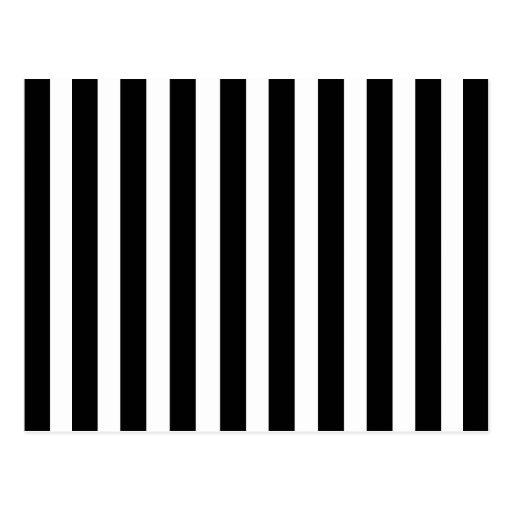 Black White Stripes Vertical Striped Pattern Retro