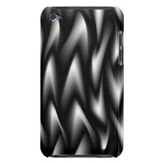 Black & White Swirl  Barely There iPod Case