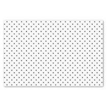 Black & White Swiss Dots   Tissue Paper