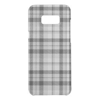 Black&white Tartan Phonecase Uncommon Samsung Galaxy S8+ Case