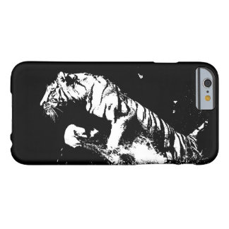 Black & White Tiger iPhone 6 Case