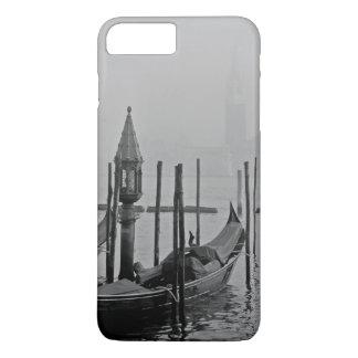 Black & White Venice Italy Travel iPhone 7 Plus Case