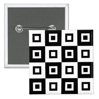 Black & White Vertigo Button
