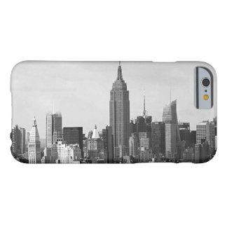 Black & White Vintage New York City iPhone 6 Case