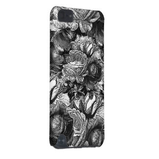 Black&White Vintage Roses iPod Touch (5th Generation) Case