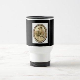 Black & White Vintage Wedding Bride Mug Gift