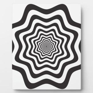 Black & White Wave Stars vol 11 Plaques