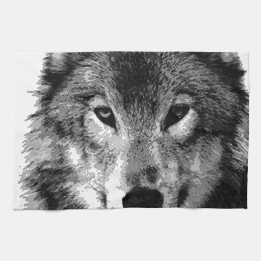 Wolf Face Black And White Photography Images & Pictures - Becuo