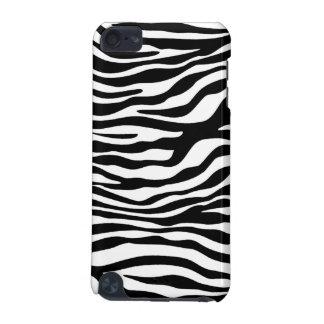 Black & White Zebra Animal Print iPod Touch 5G Cover