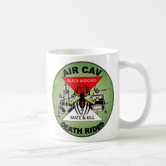 """""""Black Widow 07"""" Coffee Coffee Mug"""