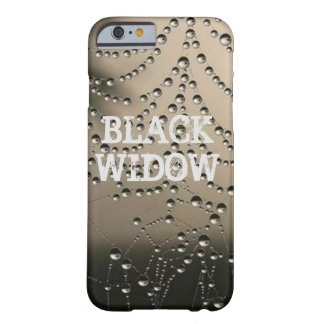 Black Widow Barely There iPhone 6 Case