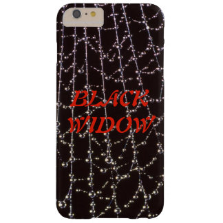 Black widow barely there iPhone 6 plus case