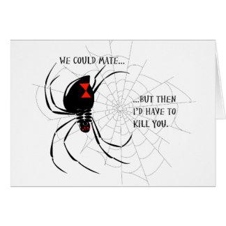 Black Widow Cards
