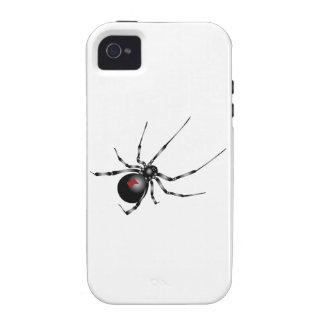 Black Widow iPhone 4/4S Cases