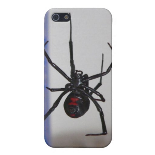 Black Widow Case For iPhone SE/5/5s