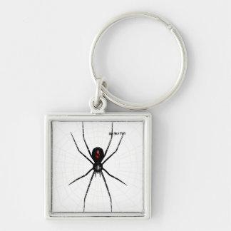 Black Widow design Keychains