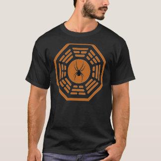 Black Widow Dharma T-Shirt