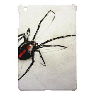 Black widow cover for the iPad mini