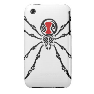 Black Widow iPhone 3 Covers