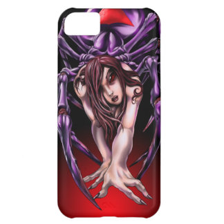 Black Widow iPhone 5 ID Case Cover For iPhone 5C