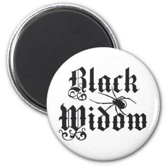 Black widow magnete