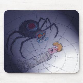 Black Widow Mousepad