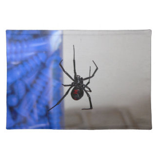 Black Widow Placemat