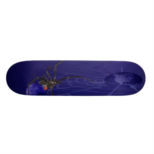 Black Widow Skateboard