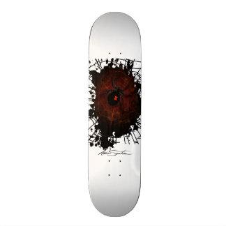 Black Widow Skateboard Deck