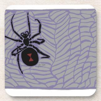 Black Widow Spider Coaster