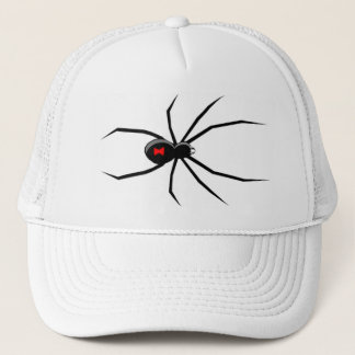 Black Widow Spider Halloween Hat