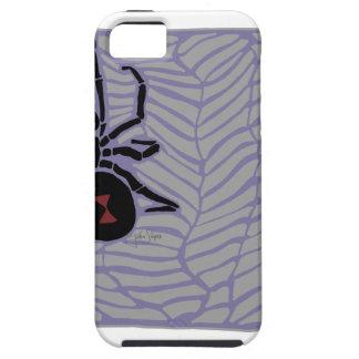 Black Widow Spider iPhone SE/5/5s Case