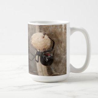 """Black Widow Spider"" Mug"