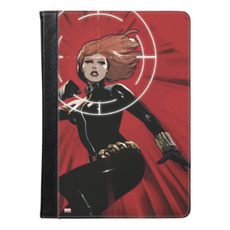 Black Widow Targeted iPad Air Case