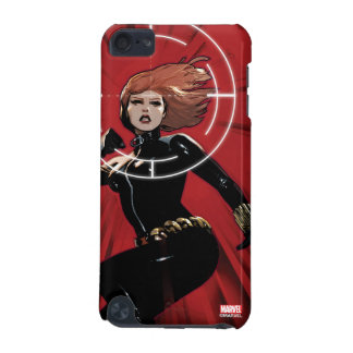 Black Widow Targeted iPod Touch (5th Generation) Cover