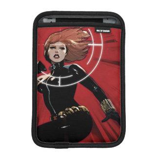 Black Widow Targeted Sleeve For iPad Mini