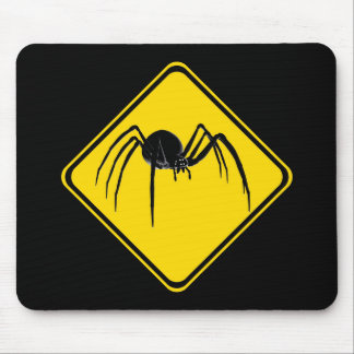 Black Widow Xing! Mouse Pad